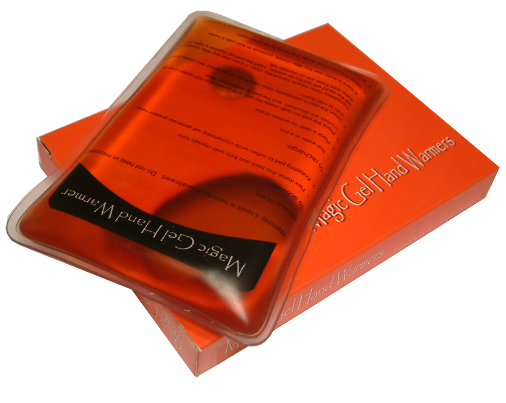 Heat Pack With Button : Magic gel reusable hand warmer heat pack